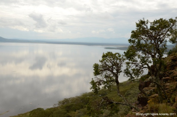 Baboon Cliff, Lake Nakuru National Park