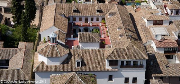 Granada house structure