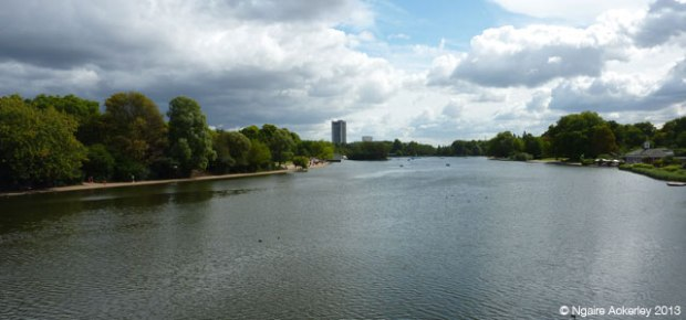 Hyde Park, London. Copyright Ngaire Ackerley, 2013