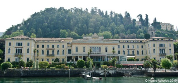 Villa at Belliago, Lake Como, Italy