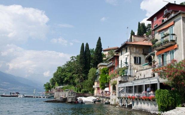 Varanna, Lake Como, Italy.