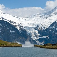 Dream spot: First, Switzerland