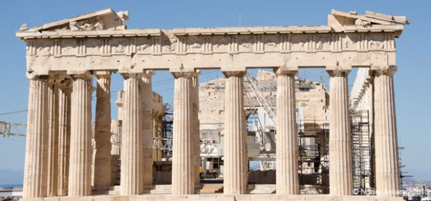 Parthenon, Athens, Greece