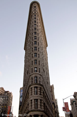 Flatiron, New York