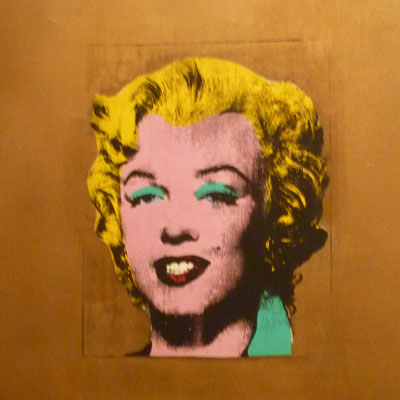 Andy Warhol, Moma, New York