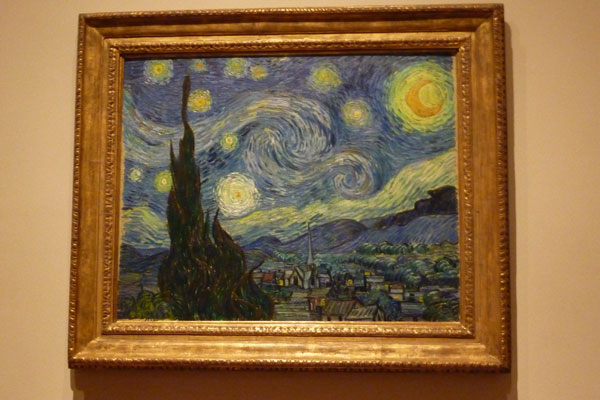 Vincent van Gogh, Moma, New York