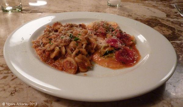 Beautiful Pasta Dish by Rafele