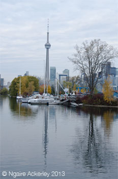 Harbour of Toronto, Canada