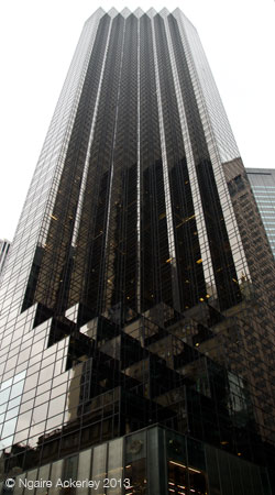 Trump Towers, New York