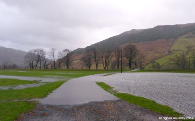 Flooding in the Lake District