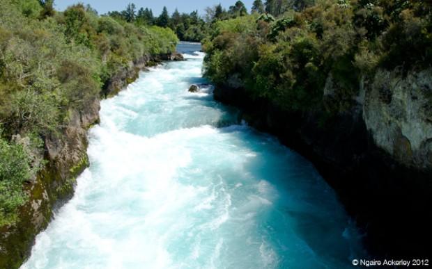 Huka Falls, near Taupo
