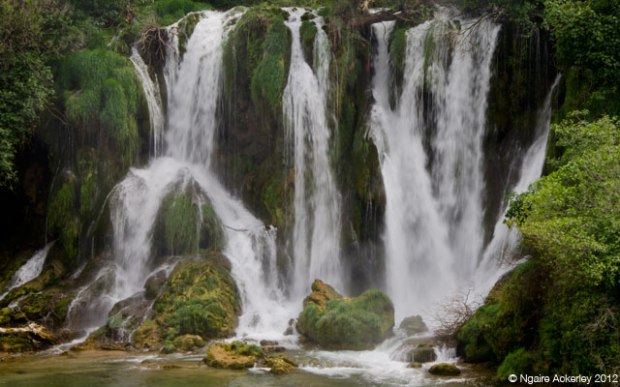 Kravica waterfalls, Bosnia and Herzegovina