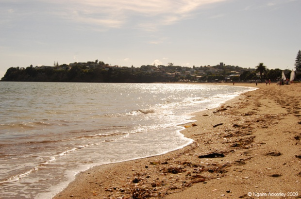 St. Heliers Beach, Auckland, New Zealand