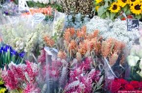 Colombia Road Flower Markets, London