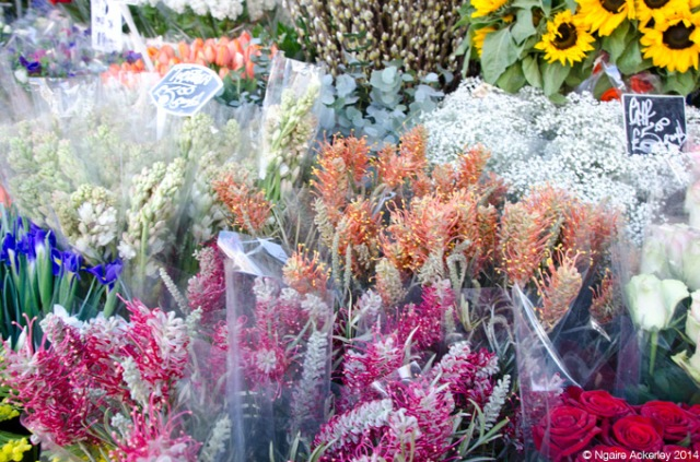 Colombia Road Flower Markets, London