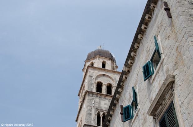 Building in Dubrovnik, Croatia