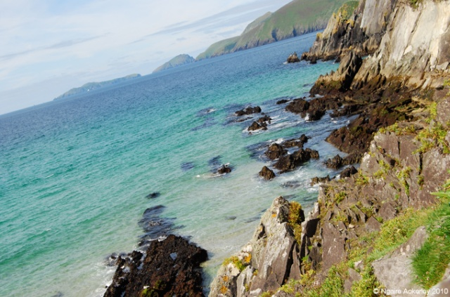 Dingle Peninsula, Coumeenole Beach