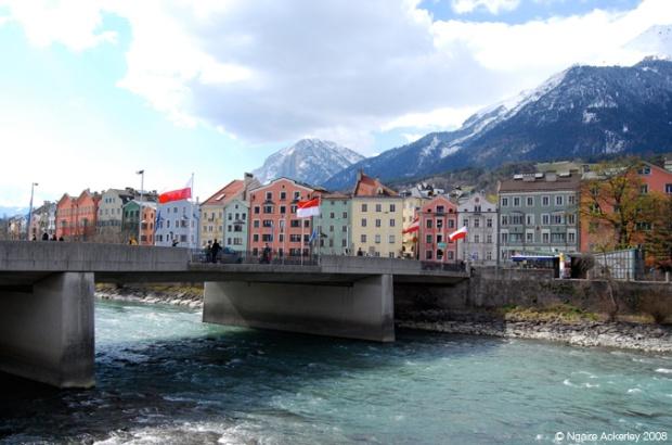 Innsbruck city, Austria