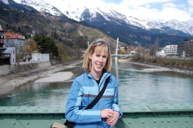 Me back in 2008 in Innsbruck, Austria