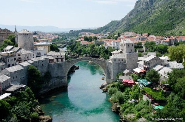 Mostar, Old Bridge