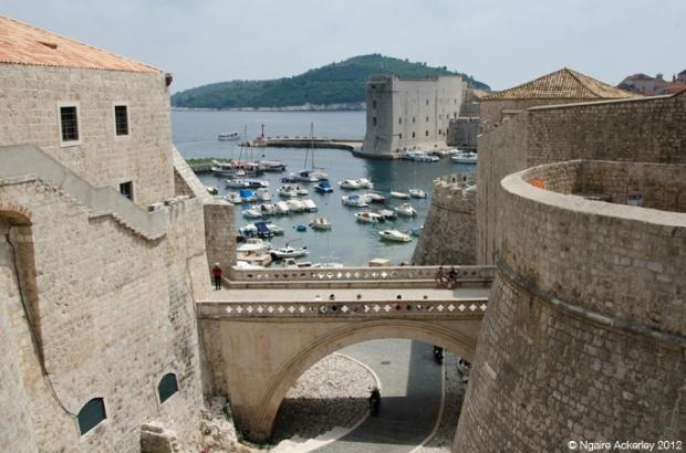 Port, Dubrovnik