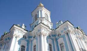 Saint Nicolas Cathedral, Saint Petersburg