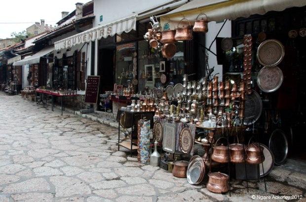 Sarajevo town
