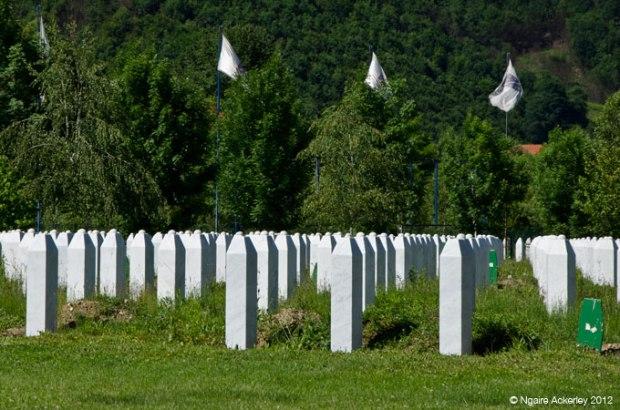 Srebrenica graves