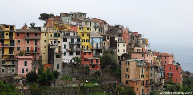 Cornigila, Cinque Terre