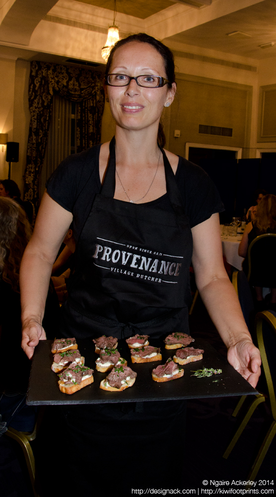 The Provenance Butcher - yum!