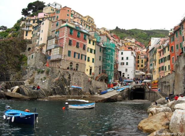 Riomaggiore, Cinque Terre. Italy