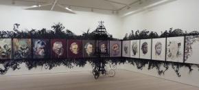 Artwork in the Saatchi Gallery
