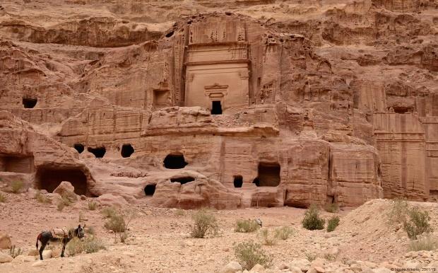 Petra. Jordan
