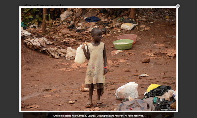 Single image from the Uganda photo gallery