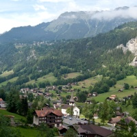 Photography Friday: L is for 'Lauterbrunnen'