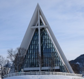 Church in Tromso, Norway