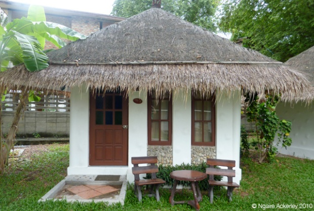 My hut in Koh Samui, Thailand