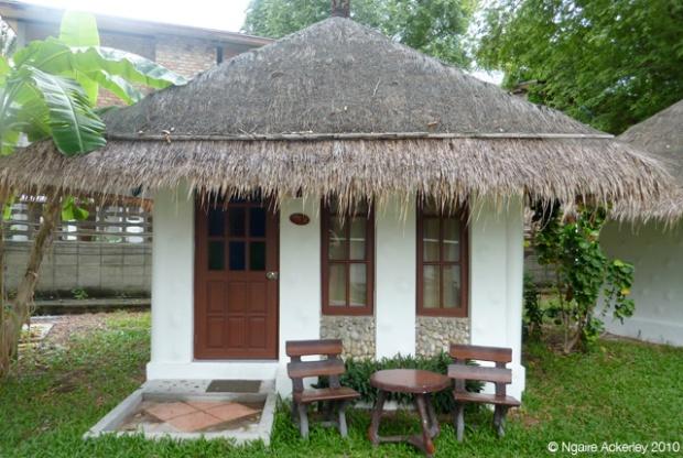 My hut in Koh Samui, Thailand