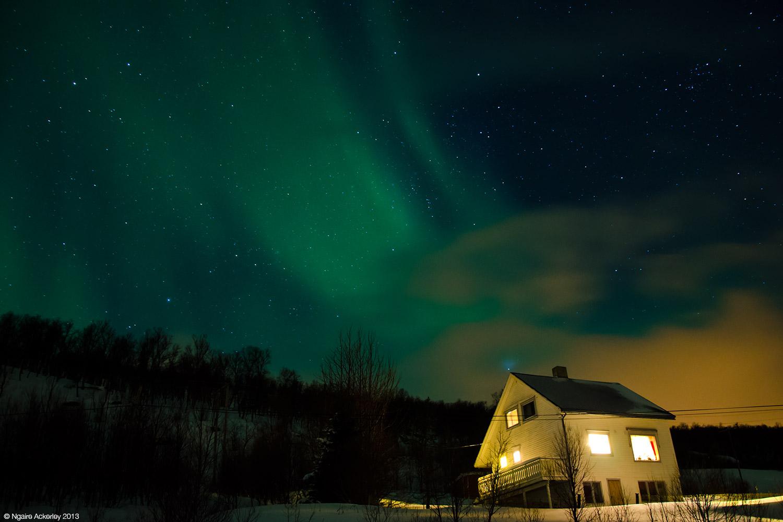 Tromso Weather Northern Lights