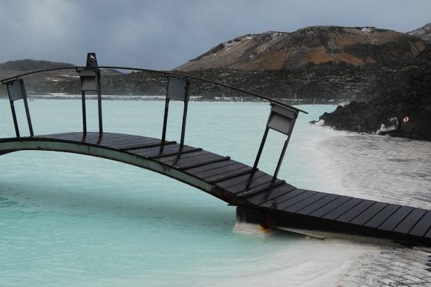 Reykjavik's Blue Lagoon, Iceland