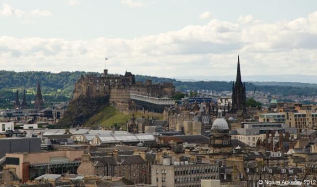 Edinburgh, Scotland (nearly every year)