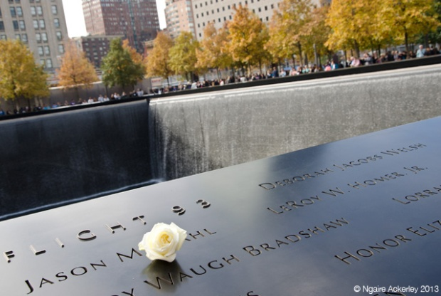 9-11 Memorial, New York, USA