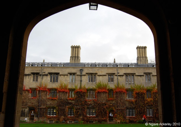 university in Oxford