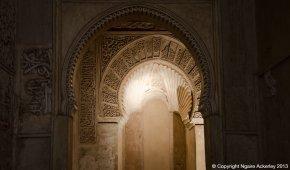 Alhambra Architecture, Granda, Spain