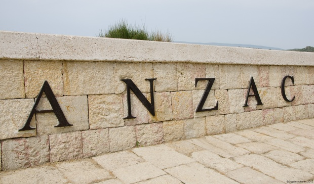 Anzac Cove, Gallipoli, Turkey