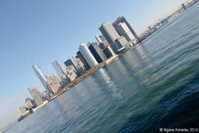 Manhattan Island, New York