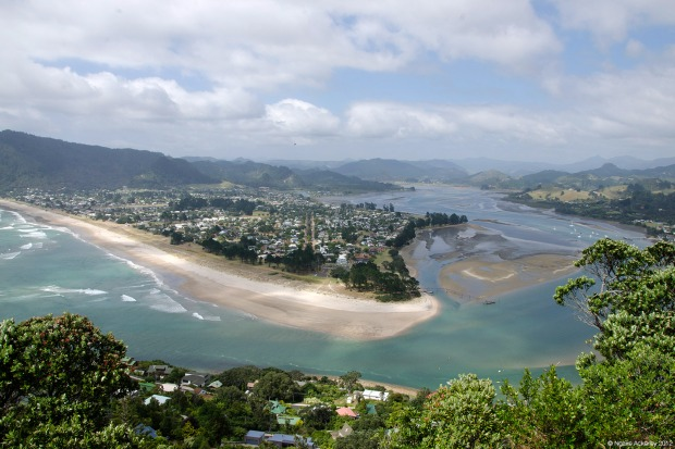 View of Pauanui