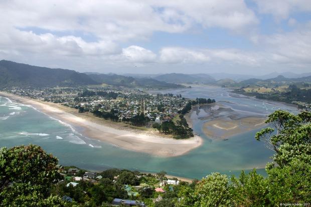 View of Pauanui