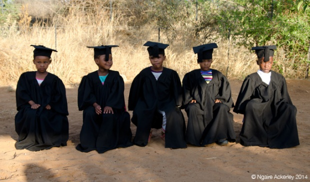 Clever Clubs School Graduation at N/a'ankuse