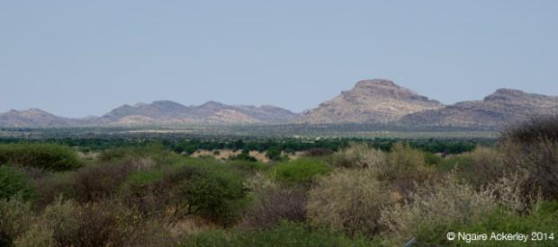 Namibia Landscape